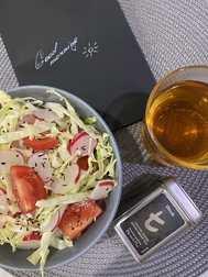 Vitamin cabbage salad