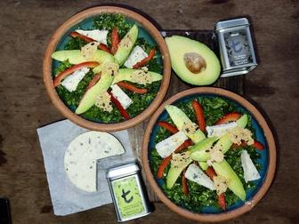 Dilmah Super Immune Salad